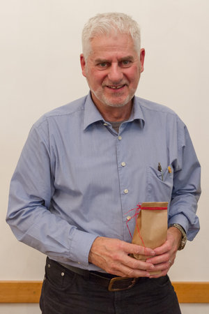 40 Jahre Mitgliedschaft, Christoph Müller