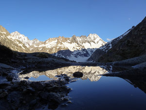Das schönste Alpenpamorama